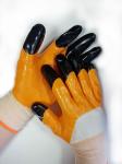 Перчатки нейлон обливные Пальчики - лайт, код 823